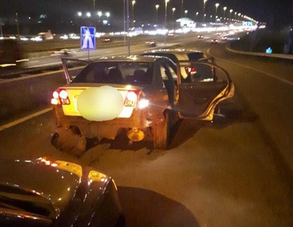 Utrechter ramt meerdere auto's: 'De bestuurder leek volledig doorgedraaid'