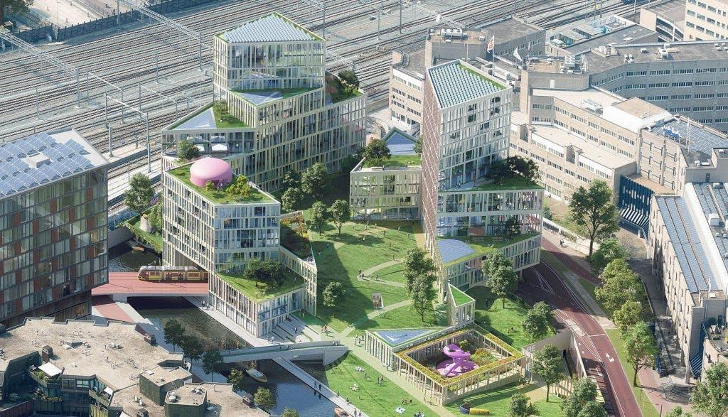 De slimme stad maken met data: Hoe wordt het Utrecht van de toekomst ontworpen?
