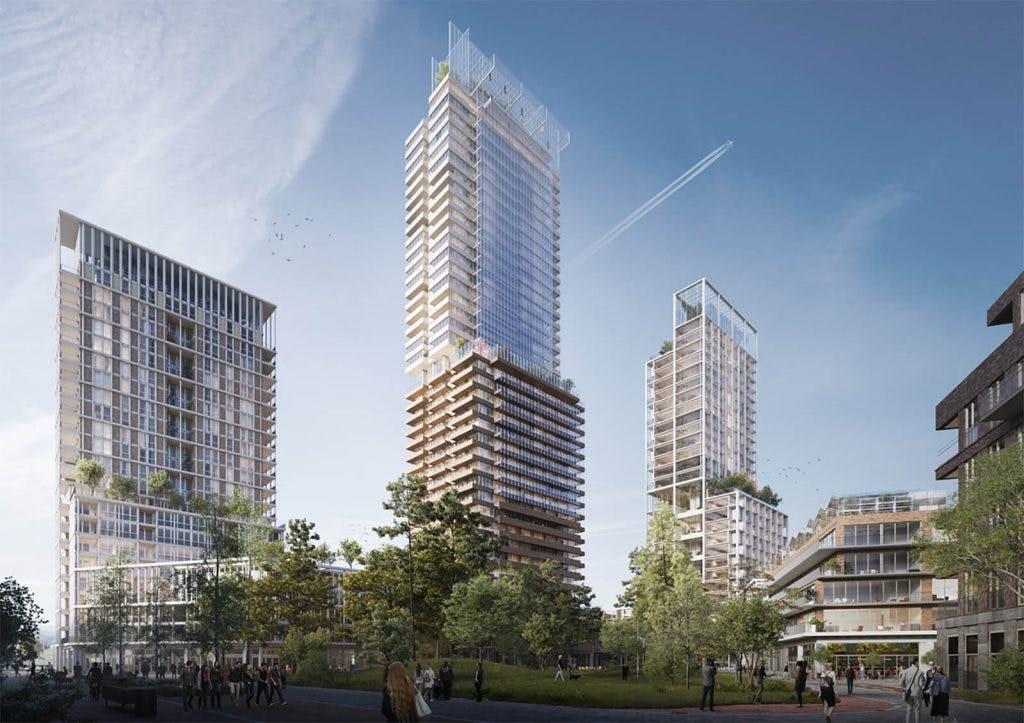 Leidsche Rijn krijgt gebouw hoger dan de Dom: Verticaal dorp met rooftopbar