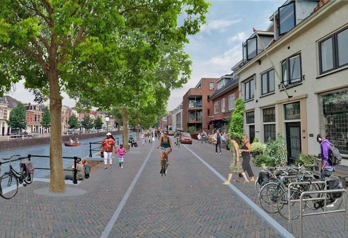 Ooster- en Westerkade gaan in 2020 op de schop