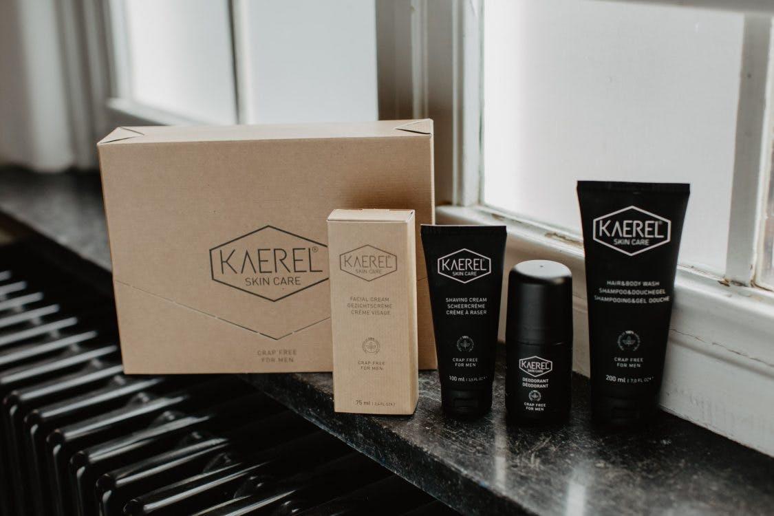 Geef een ochtendritueel cadeau met Kaerel skin care