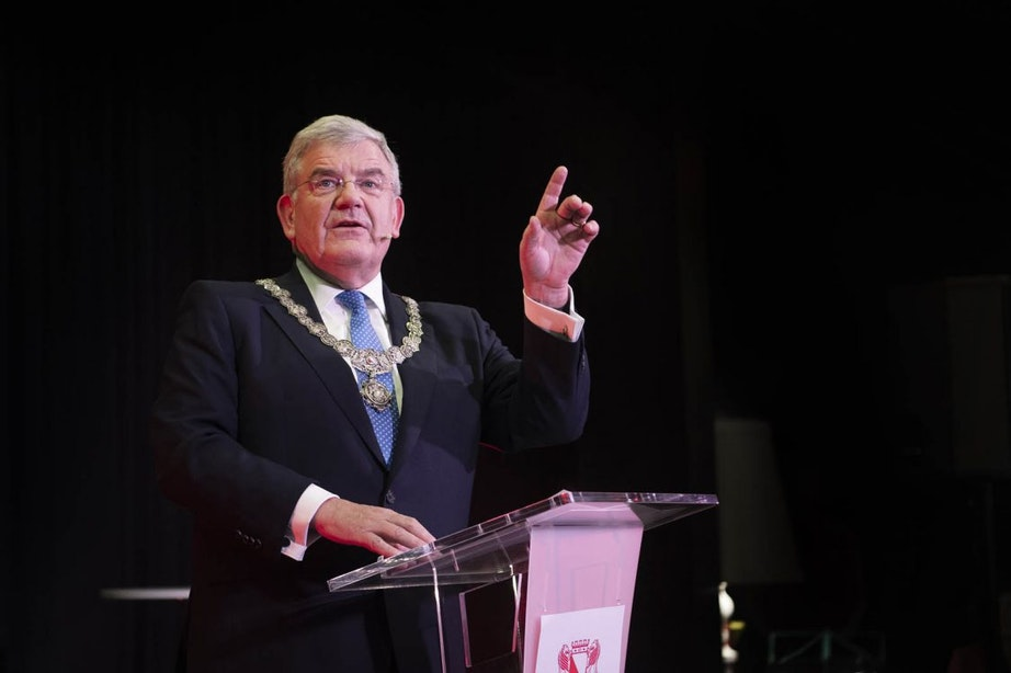 De week in quotes: 'Hier staat een burgemeester voor u die zich verheugt in de manier waarop we samen dingen voor elkaar boksen'