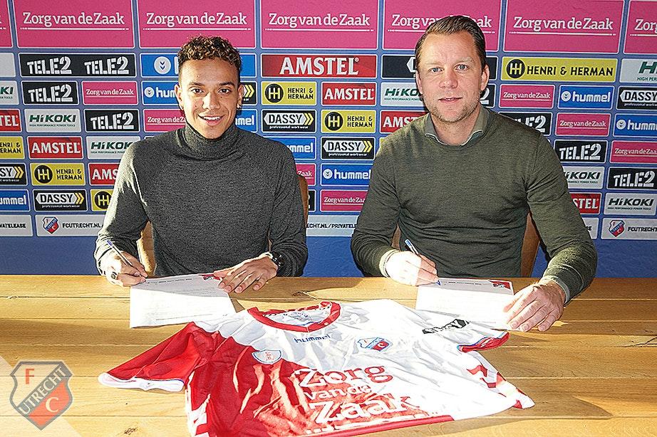 FC Utrecht huurt Franse aanvaller Keelan Lebon van Paris FC