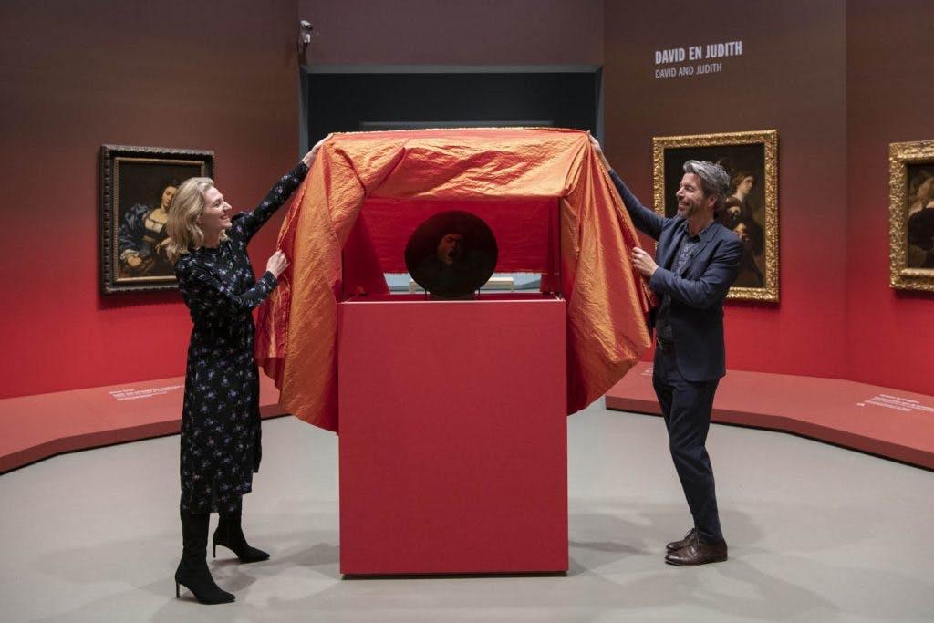 Tweede topstuk Caravaggio aangekomen in Utrecht