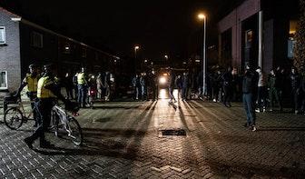 Politie doet onderzoek naar ongeregeldheden na demonstratie Zuilen