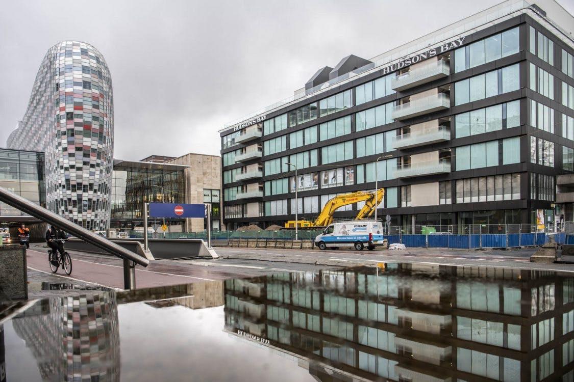 Hudson's Bay schrapt feestelijk programma na gebeurtenissen in Utrecht