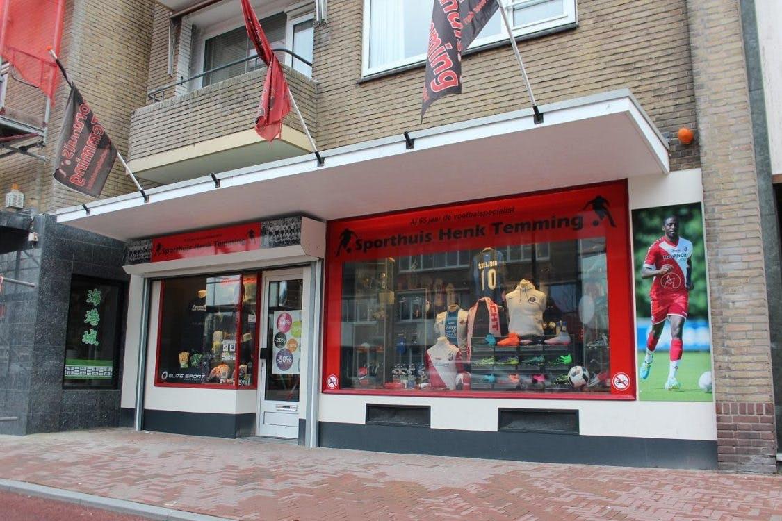 Utrechtse sportwinkel Henk Temming stopt na 70 jaar: 'Tijden veranderen'