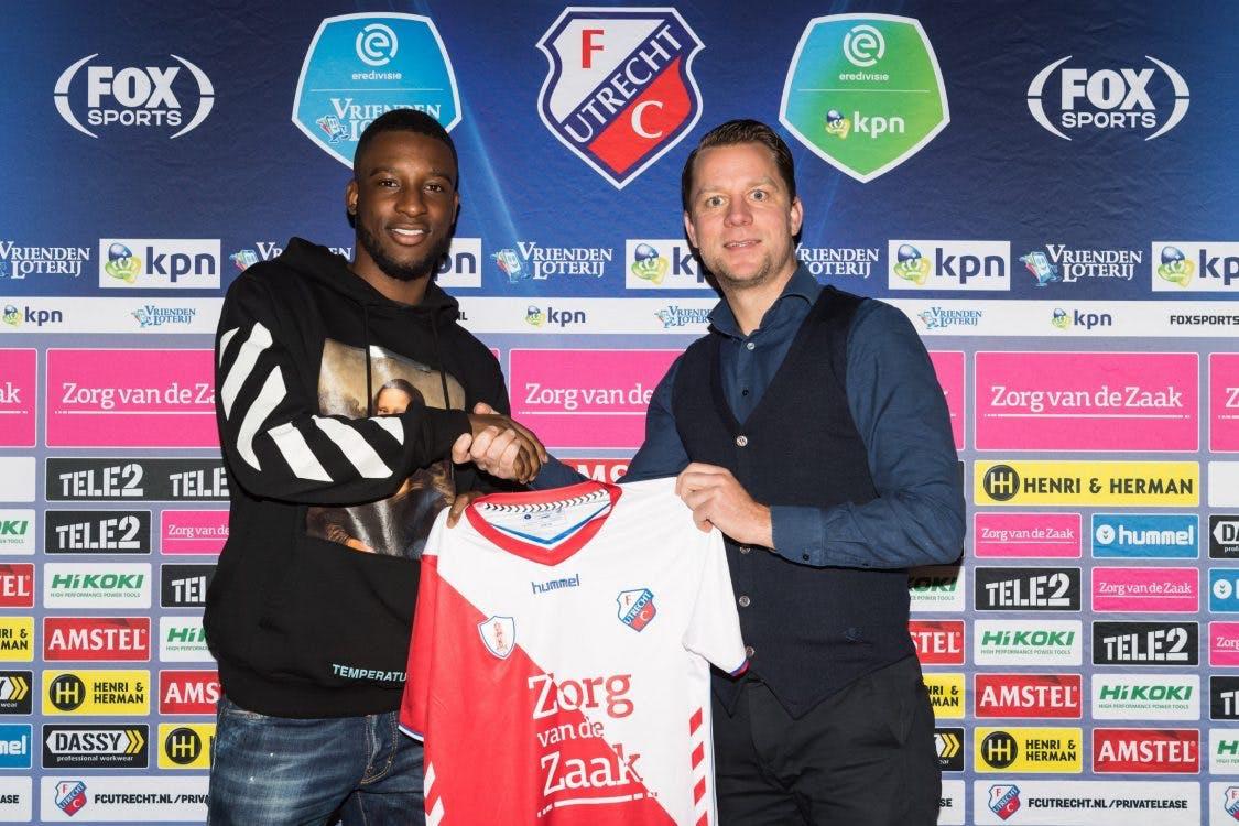 FC Utrecht stunt met komst Utrechter Riechedly Bazoer