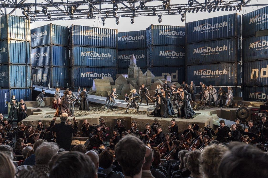 Utrechtse studenten genomineerd voor International Opera Awards met opera Thijl