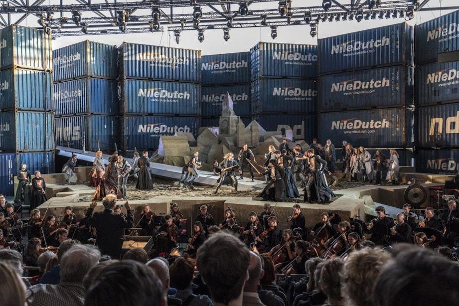 Geen International Opera Award voor Utrechtse studenten opera Thijl