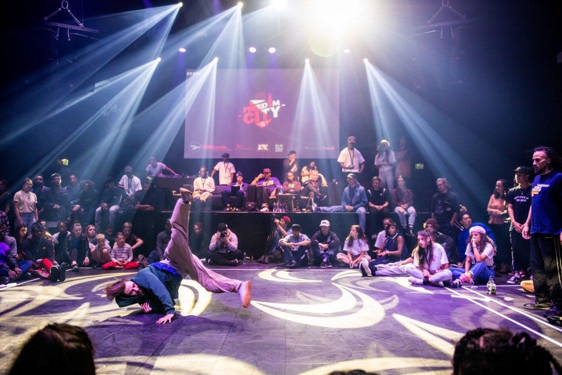 Dagtip: All Style Urban Dance Battle tijdens Culturele Zondag