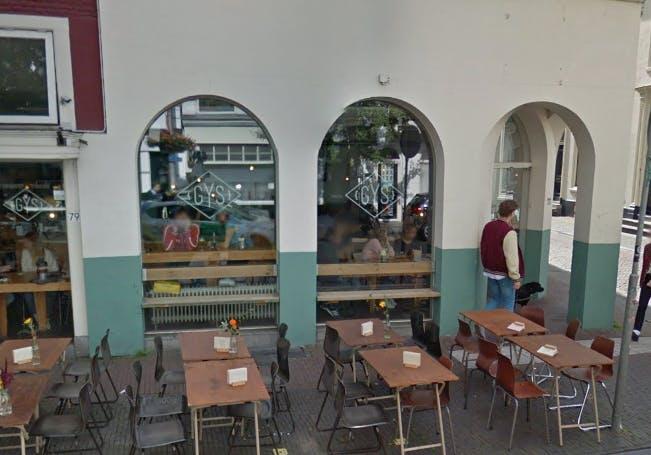 Restaurants Gys op de Voorstraat en Amsterdamsestraatweg staan te koop