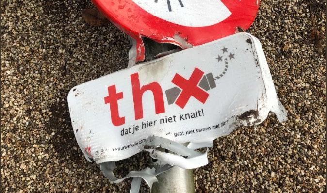 Utrecht krijgt dit jaar 84 vuurwerkvrije zones