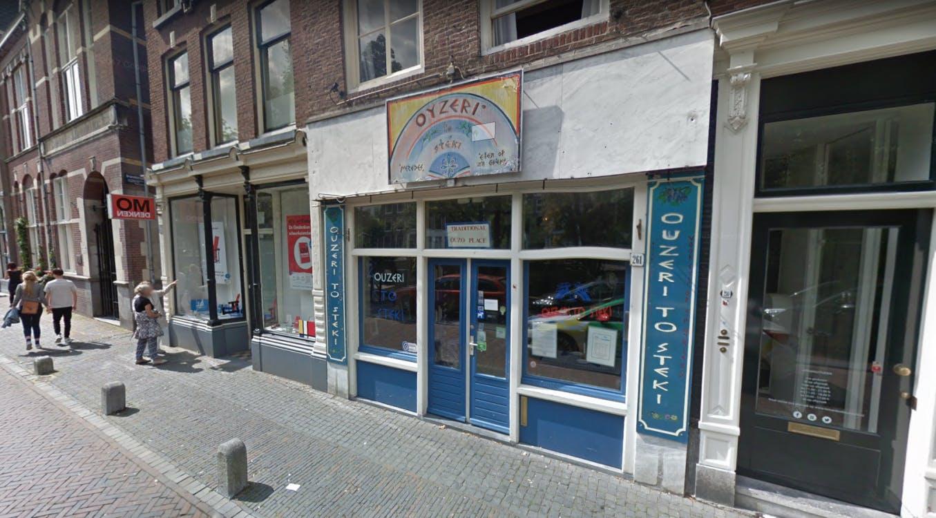 Grieks restaurant Ouzeri To Steki aan Oudegracht gaat sluiten