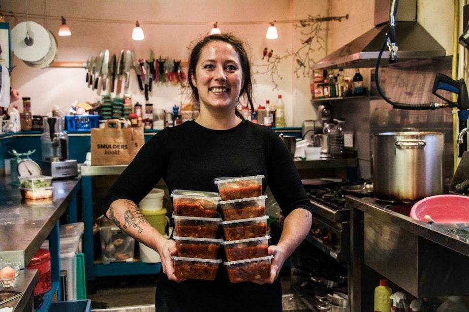 Een nieuwe Smulders Kookt: Shamida brengt nu haar maaltijden bij Utrechters thuis