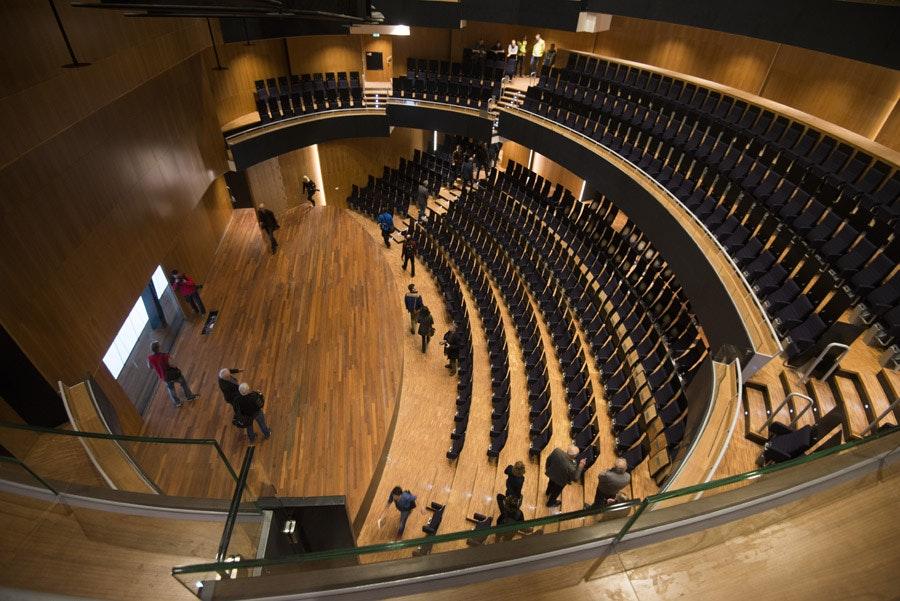 EKKO, De Helling en TivoliVredenburg gaan samen meer concerten mogelijk maken