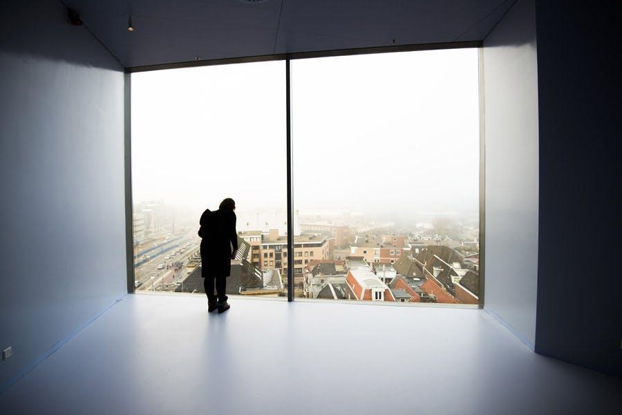 Kijk de lezing van architect Hertzberger over TivoliVredenburg nog eens terug
