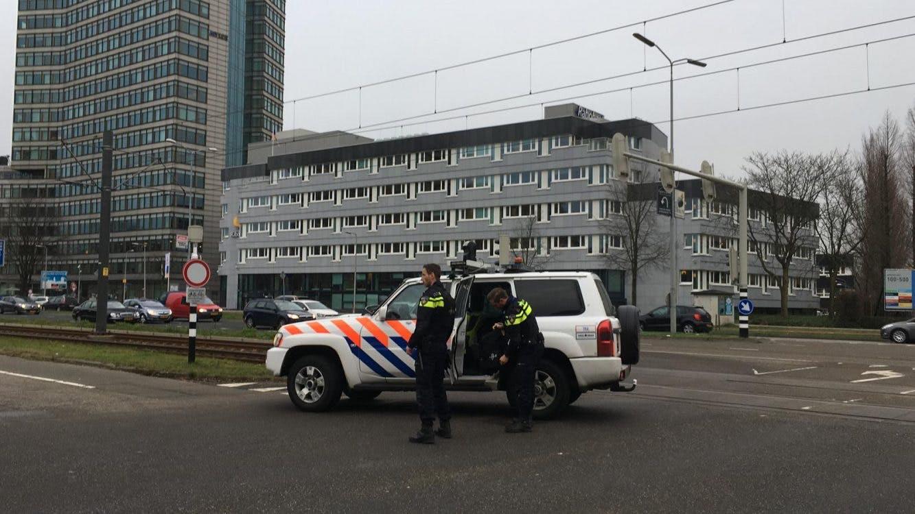 Verdachte bedreiging school is 19-jarige Utrechter