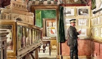 Verdwenen musea: het Stedelijk Museum van Oudheden in het stadhuis