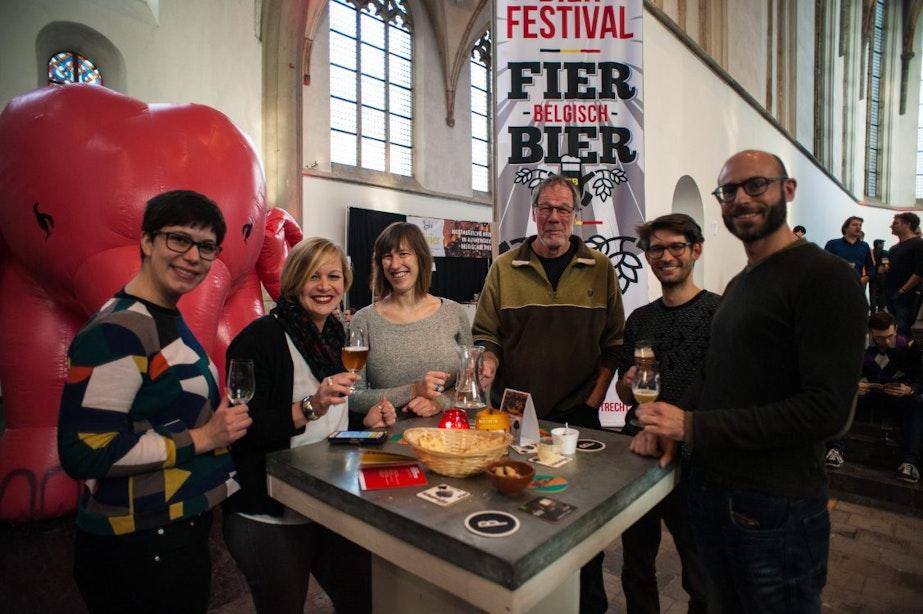 Dagtip: Fier Belgisch Bier! Belgisch bier festival