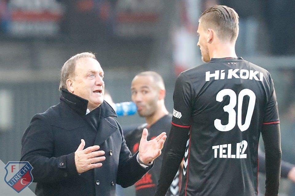 Matig FC Utrecht boekt eerste zege van 2019
