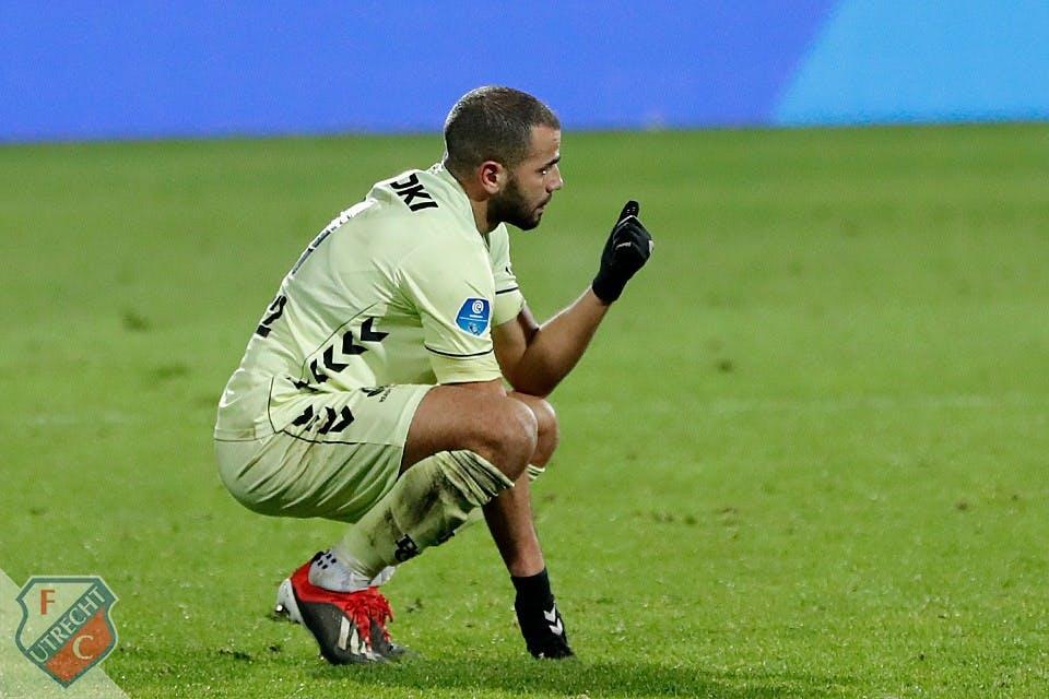 """FC Utrecht zet Oussama Tannane uit selectie, volgens Advocaat """"geen weg terug"""""""