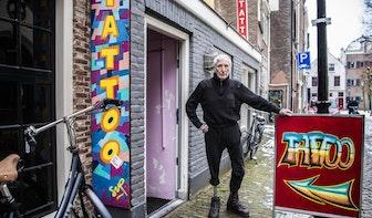Hans opende de eerste tattooshop in Utrecht: 'Ik ben van de oude stempel'
