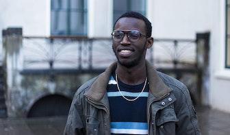 Allemaal Utrechters –  Yves-Faustin Nahimana: 'Ik zeg liever dat ik student ben dan vluchteling'