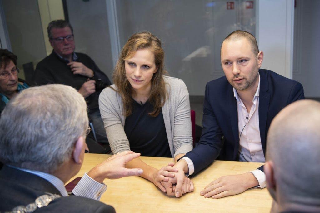 Na jaren van strijd is vandaag het eerste doodgeboren kind geregistreerd in Utrecht