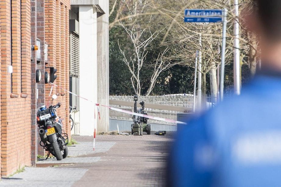 Man die nepbommen plaatste bij Rabobank in Utrecht krijgt taakstraf