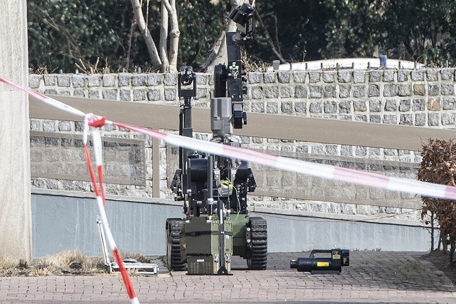 Werkstraf geëist voor plaatsen nepbommen bij Rabobank in Utrecht