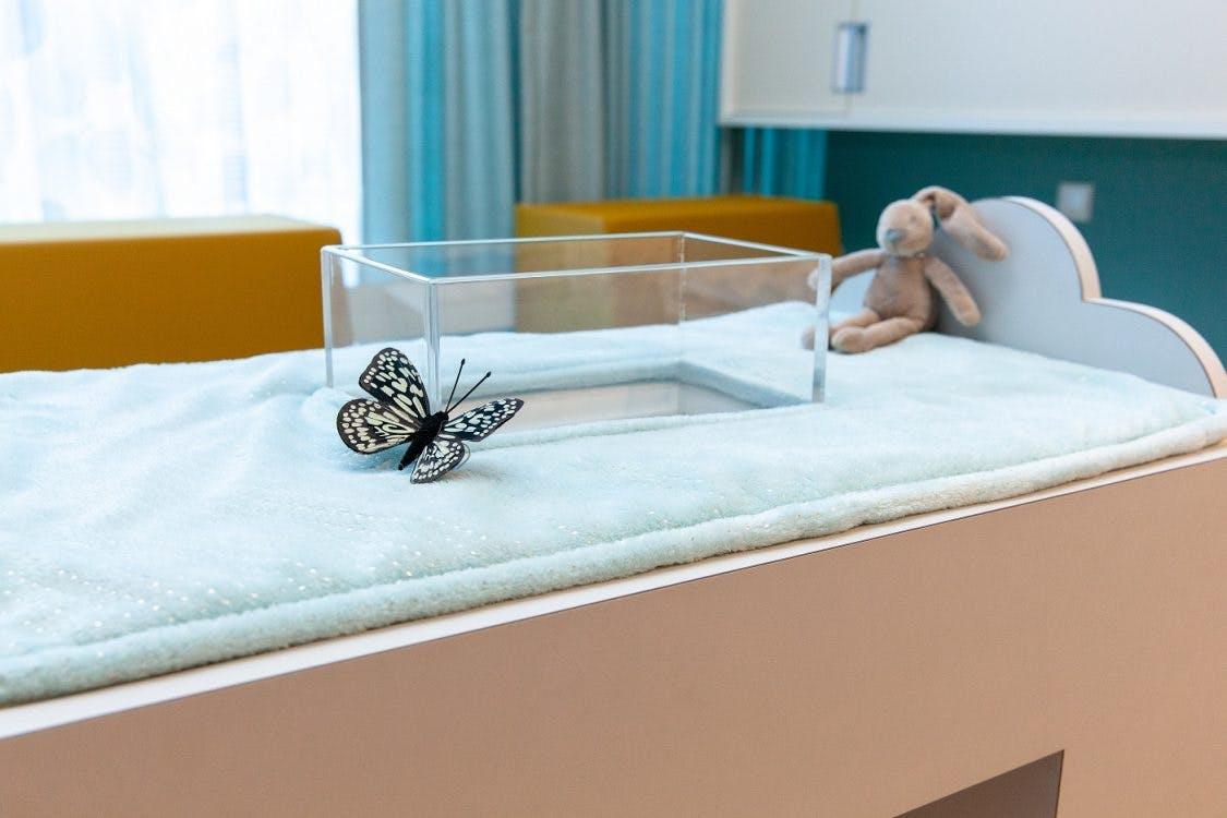 St. Antonius maakt meubel voor baby's die voor of tijdens bevalling overlijden