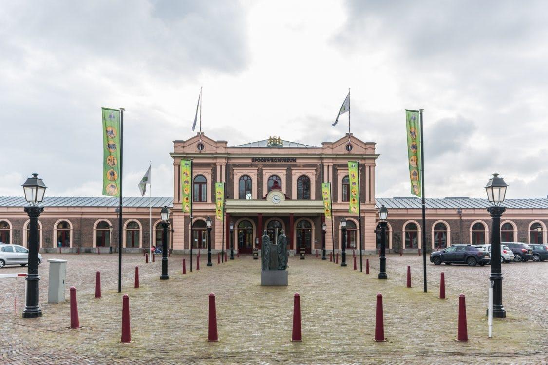 Dagtip: Modeltrein expo in het Spoorwegmuseum