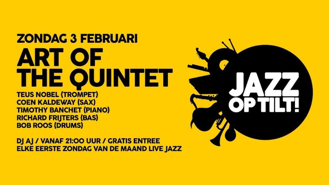 Dagtip: Jazz op Tilt!