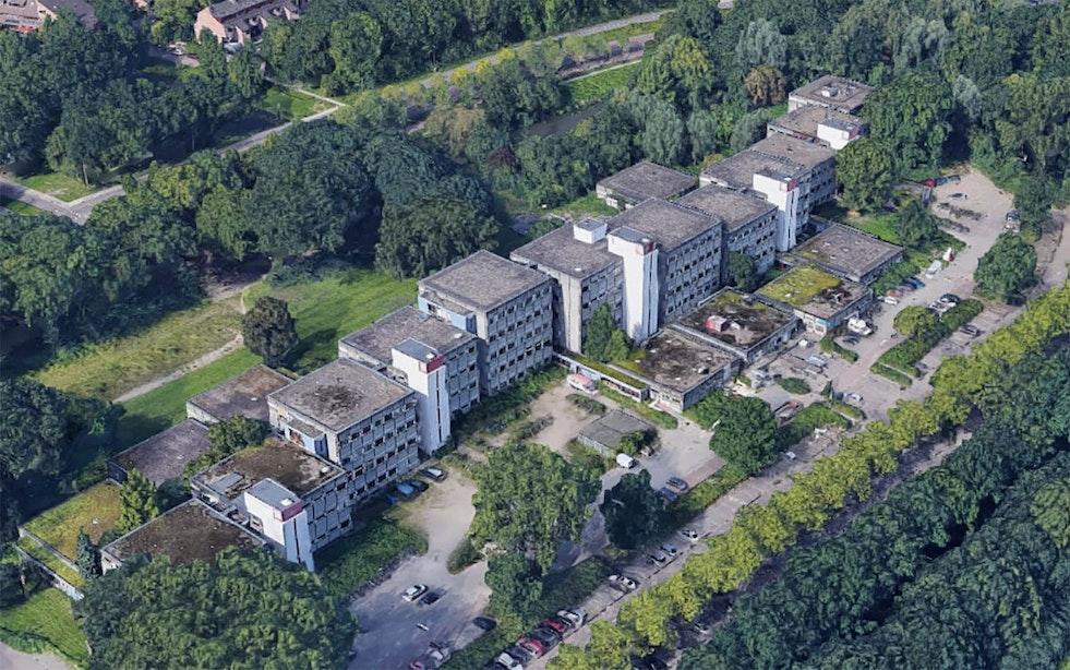 400 studenten Archimedeslaan in Utrecht moeten kamer verlaten