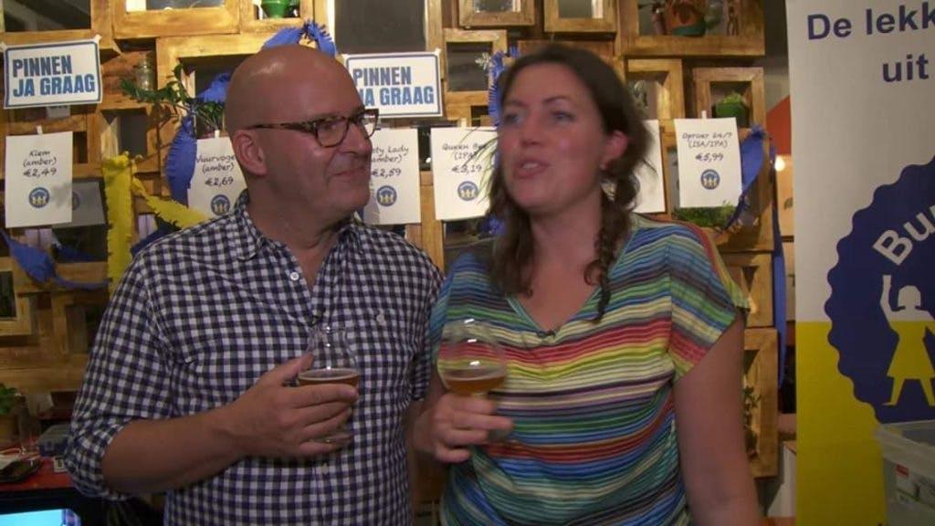 Dagtip: VrijMiBo met bierproeverij van Buurtbier bij Camping Ganspoort