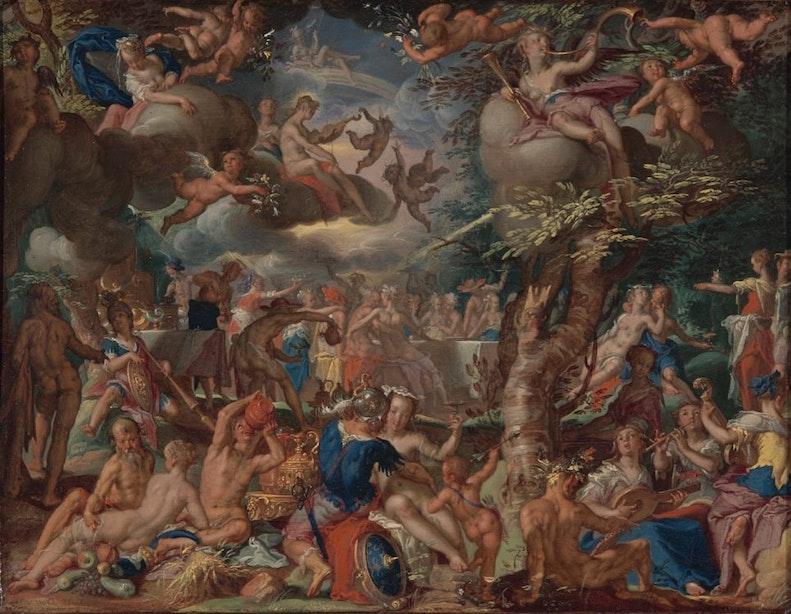 Topstuk Utrechtse schilder van 5 miljoen dollar deze maand voor eerst te zien