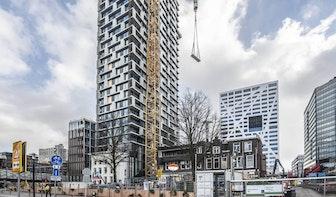 Eerste bewoners nemen intrek in hoogste woontoren van Utrecht De Syp