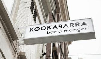 Eetbar KookaBarra na paar maanden weer te koop
