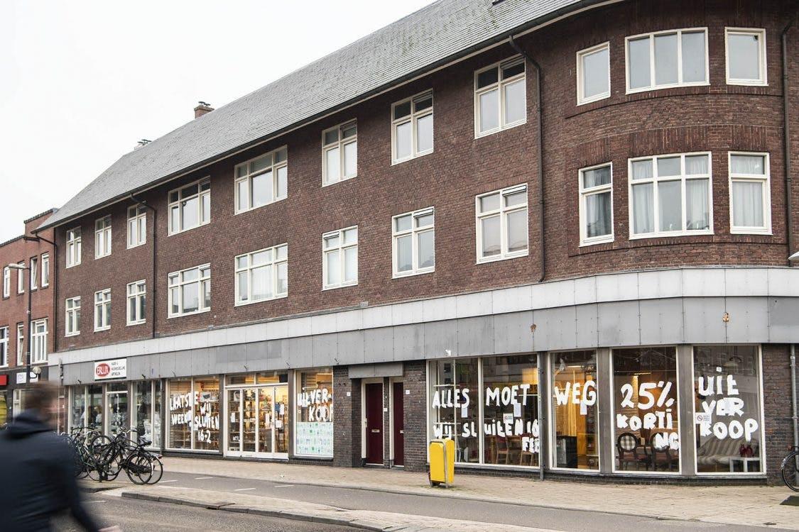Kringloopwinkel De Waarde Amsterdamsestraatweg sluit de deuren