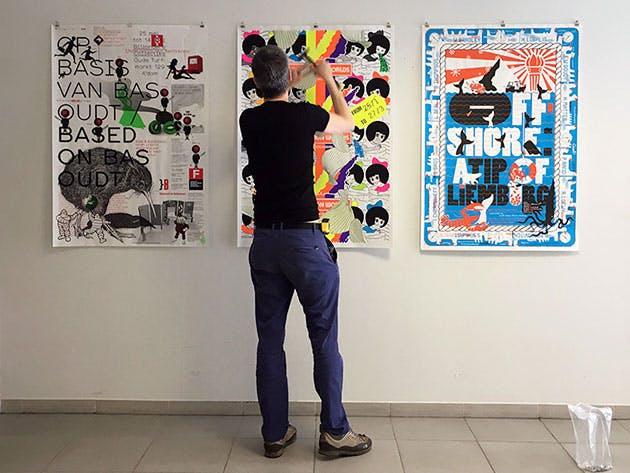 Dagtip: Mini-expositie nieuwe print Harmen Liemburg