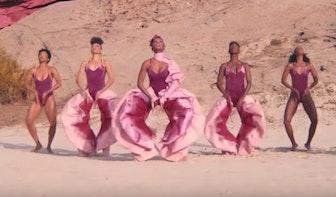 Centraal Museum koopt Vaginabroek uit videoclip Janelle Monáe