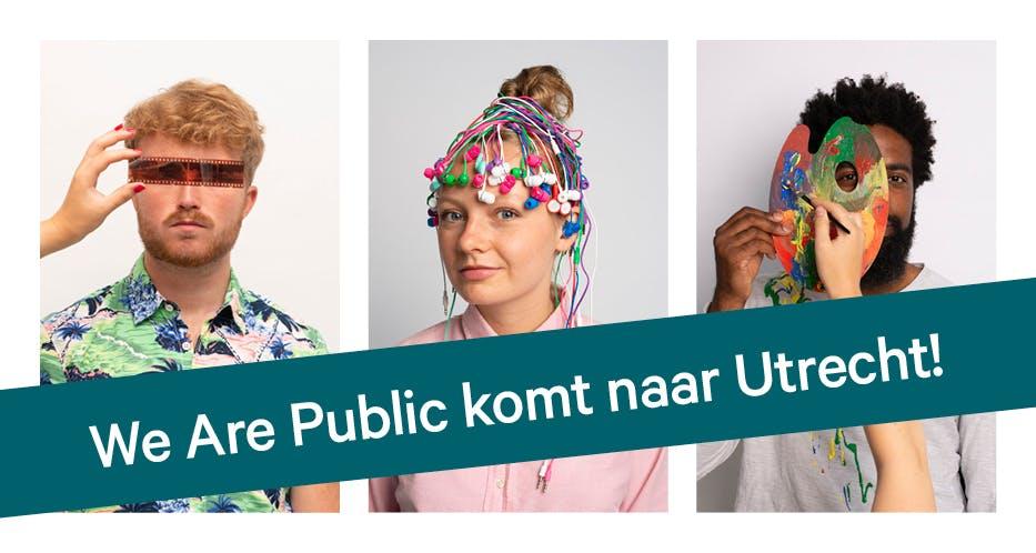 Gezocht: 1500 cultuuroptimisten in Utrecht