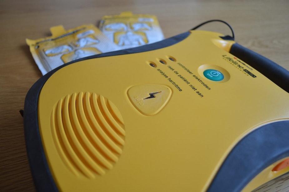 Netwerk levensreddende AED's niet dekkend in Utrecht