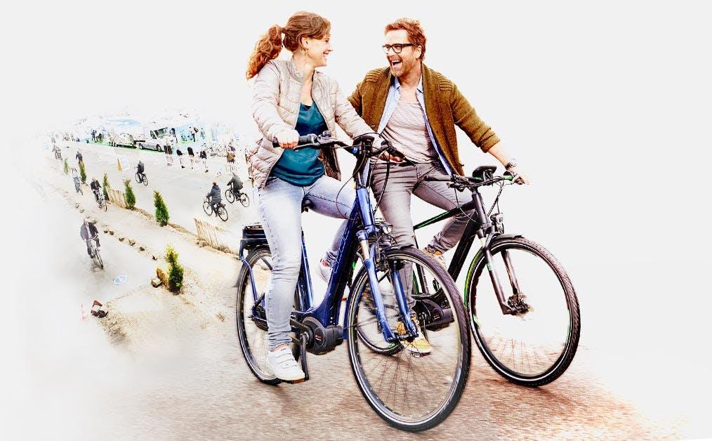 Test en vind de juiste elektrische fiets op E-bike Xperience Jaarbeurs Utrecht
