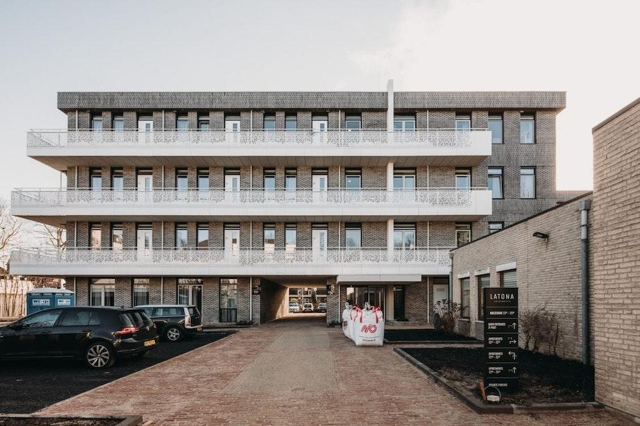 Luxe wooncomplex aan Utrechtse Maliebaan opgeleverd