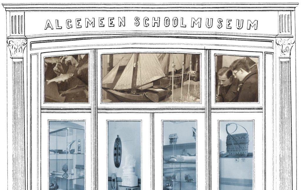 Verdwenen musea: Schoolmuseum aan de Voorstraat en Nieuwegracht
