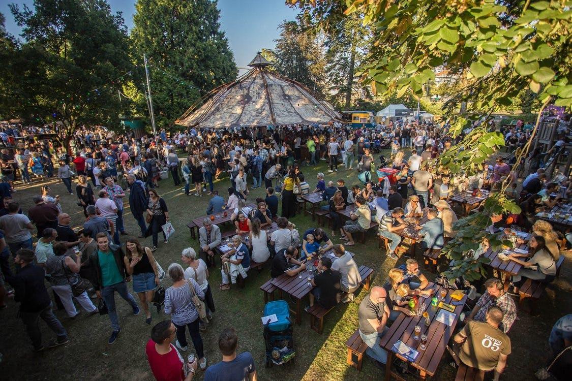 Festival Kannen & Kruiken in Utrechtse Park Oog in Al afgelast