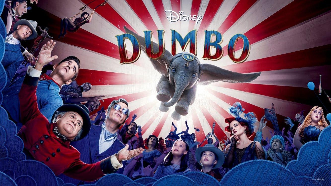 Beleef Disney's DUMBO groots bij Kinepolis