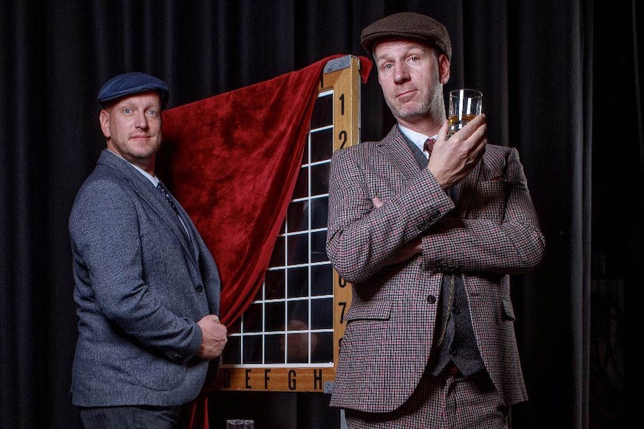 Dagtip: Magic Cabaret Theater Diner bij Hagenouw